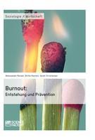 Abdussalam Meziani: Burnout: Entstehung und Prävention