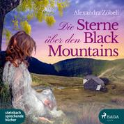Die Sterne über den Black Mountains