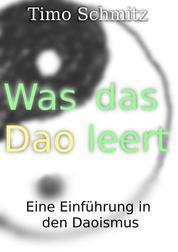 Was das Dao leert - Eine Einführung in den Daoismus
