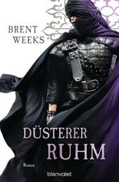Düsterer Ruhm - Roman
