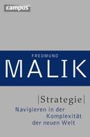 Fredmund Malik: Strategie ★★★★