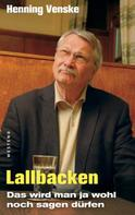 Henning Venske: Lallbacken ★★★★★