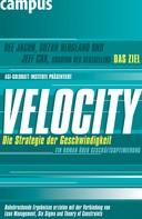 Dee Jacob: Velocity - Die Strategie der Geschwindigkeit ★★★★