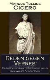 Reden gegen Verres: Ciceros meisterhafte Rhetorik in seiner bekannteste Gerichtsrede - Die Kunst der Rhetorik in Rechtswissenschaft