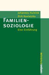 Familiensoziologie - Eine Einführung