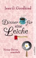Jean G. Goodhind: Dinner für eine Leiche ★★★★