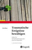 Anne Boos: Traumatische Ereignisse bewältigen