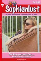 Anne Alexander: Sophienlust 280 – Familienroman ★★★★★