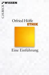Ethik - Eine Einführung