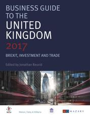 Business Guide to the United Kingdom - Brexit, Investment and Trade