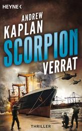Scorpion: Verrat - Thriller -