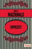 John D. MacDonald: Erpreßt! ★★★★
