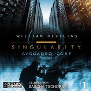 Avogadro Corp. - Singularity 1 (Ungekürzt)