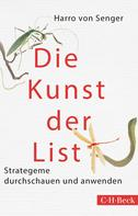 Harro Senger: Die Kunst der List ★★★