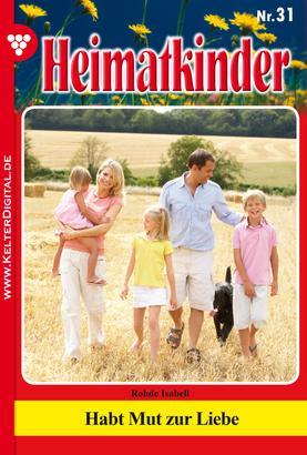 Heimatkinder 31 – Heimatroman