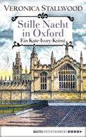 Veronica Stallwood: Stille Nacht in Oxford ★★★★