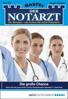 Karin Graf: Der Notarzt 333 - Arztroman ★★★★★