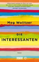 Meg WOLITZER: Die Interessanten