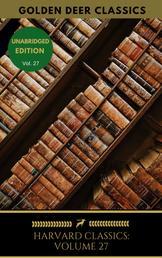 Harvard Classics Volume 27 - English Essays: Sidney To Macaulay