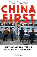 Theo Sommer: China First