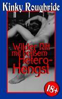 Kinky Roughride: Wilder Ritt mit heißem Hetero-Hengst ★★★★