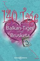 Aleksandra Valeria: 140 Tage — Balkan-Tiger und Brusketa