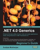 Sudipta Mukherjee: .NET 4.0 Generics Beginner's Guide