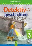 Anke Breitenborn: Detektivgeschichten ★★★★