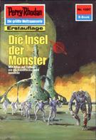 K.H. Scheer: Perry Rhodan 1507: Insel der Monster ★★★★