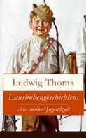 Ludwig Thoma: Lausbubengeschichten: Aus meiner Jugendzeit ★★★★