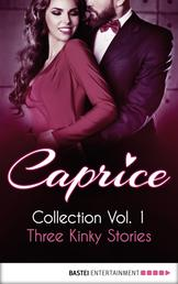 Caprice - Collection Vol. 1 - Three Kinky Stories