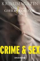 Tobias Gohlis: Crime & Sex