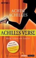 Achim Achilles: Achilles' Verse ★★★★