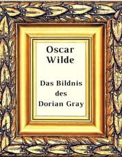 Das Bildnis des Dorian Gray - Roman