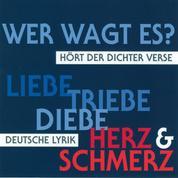 Deutsche Lyrik - Hört der Dichter Verse