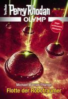 Perry Rhodan: Olymp 11: Flotte der Robotraumer ★★★★★
