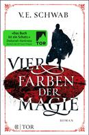 V. E. Schwab: Vier Farben der Magie ★★★★