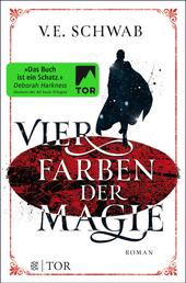 Vier Farben der Magie - Roman