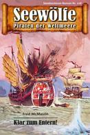 Fred McMason: Seewölfe - Piraten der Weltmeere 118 ★★★★★