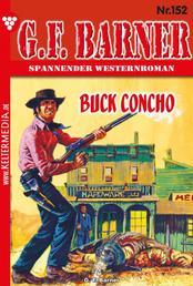 G.F. Barner 152 – Western - Buck Concho
