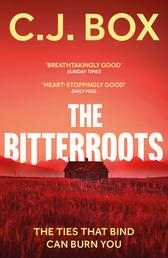 The Bitterroots - the series that inspired BIG SKY, now on Disney+