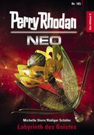 Michelle Stern: Perry Rhodan Neo 185: Labyrinth des Geistes ★★★★