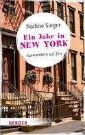 Nadine Sieger: Ein Jahr in New York ★★★★