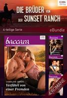Charlene Sands: Die Brüder von der Sunset Ranch (4-teilige Serie) ★★★★