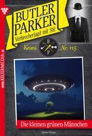 Günter Dönges: Butler Parker 115 – Kriminalroman ★★★★