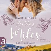 Reckless Miles - Die Miles Family Saga, Band 3 (Ungekürzt)