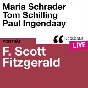 F. Scott Fitzgerald - lit.COLOGNE live (Ungekürzt)