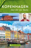 Udo Haafke: Bruckmann Reiseführer Kopenhagen: Zeit für das Beste