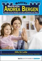 Marina Anders: Notärztin Andrea Bergen 1386 - Arztroman