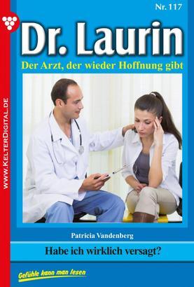 Dr. Laurin 117 – Arztroman